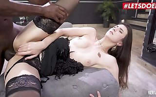 LETSDOEIT - Lina Luxa Gets Some Anal Hallow From Her BBC Partner Mike Chapman