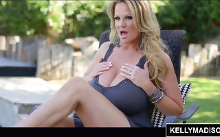 KELLY MADISON Poolside Fucking In all directions Huge Naturals
