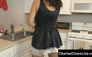 Submissive Tampa MILF Charlee Chase is Maid relating to Please!