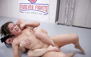 Victoria Voxxx vs Brandi Mae regarding hot homoerotic sex enterprise