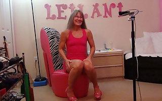 Leilani Lei Member Cam Show 3