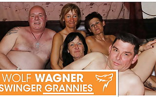 Ugly adult swingers have a fuck fest! Wolfwagner.com