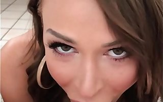 Super Hot Emma Hix take two hot loads inside their way tiny pink Pussy