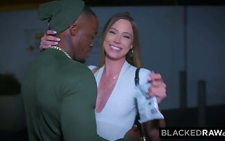 BLACKEDRAW She's been craving BBC for a while now