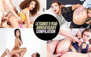 LETSDOEIT - 5 YEARS ANNIVERSARY! - Fabulous COMPILATION