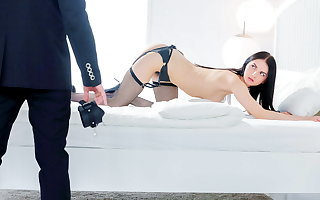 LETSDOEIT - Crystal Greenvelle Tries Anal Adjacent to Grim Lover