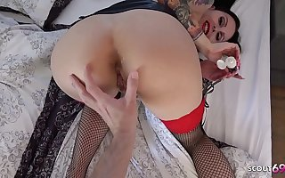 German Anal - Anal Dirty Talk POV Fick von Teen Xania Wet und Scout69 User