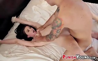 The Wax Play Agenda - Jenna Reid - PunishTeens