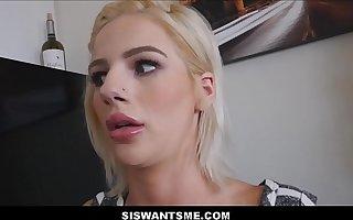 Perfect Body Stepsister Fucked Bella Rose