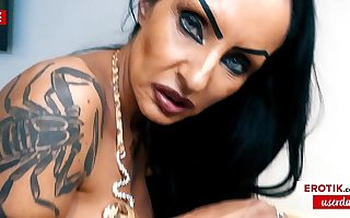 MYSTERIOUS Sidney Dark seduces User Max to Lady-love her! (German) WHOLE Instalment → sidney.erotik.com FREE