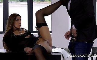 Clea Gaultier wants less
