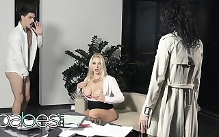 Election Obsession - (Bruce Venture, Leanna Sweet, Victoria Summers) - Dont Tell My Wife  Fidelity 2 - BABES