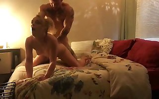 Sergeant Miles and Kate Kennedy fuck have rough sex for fun point of view 1