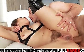 Scremaing painal with Asian horny old bag (Mick Blue , Kendra Spade)