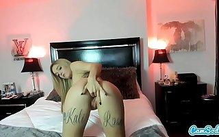 CamSoda - Kali Roses Mischievous Time upstairs Cam Masturbation Anal Play