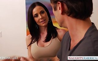 Hot Kendra Thirst for gets big tits fucked